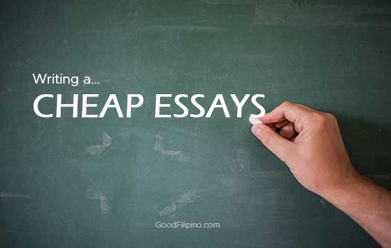 How Not To Get Into A Trap Of Cheap Essays