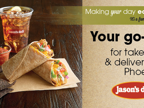 Jason's Deli Kids Night!