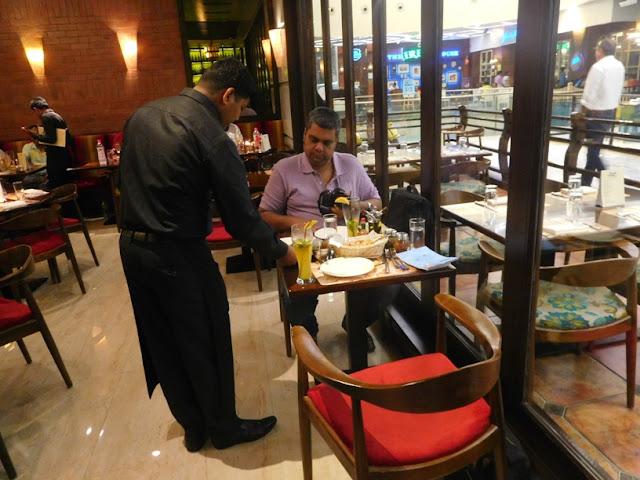 Kolkata Curry Restaurant Week India At Serafina