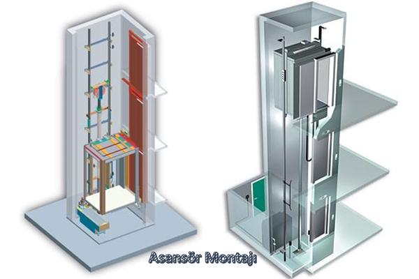 Asansör Montajı | Asya Lift Asansör İstanbul
