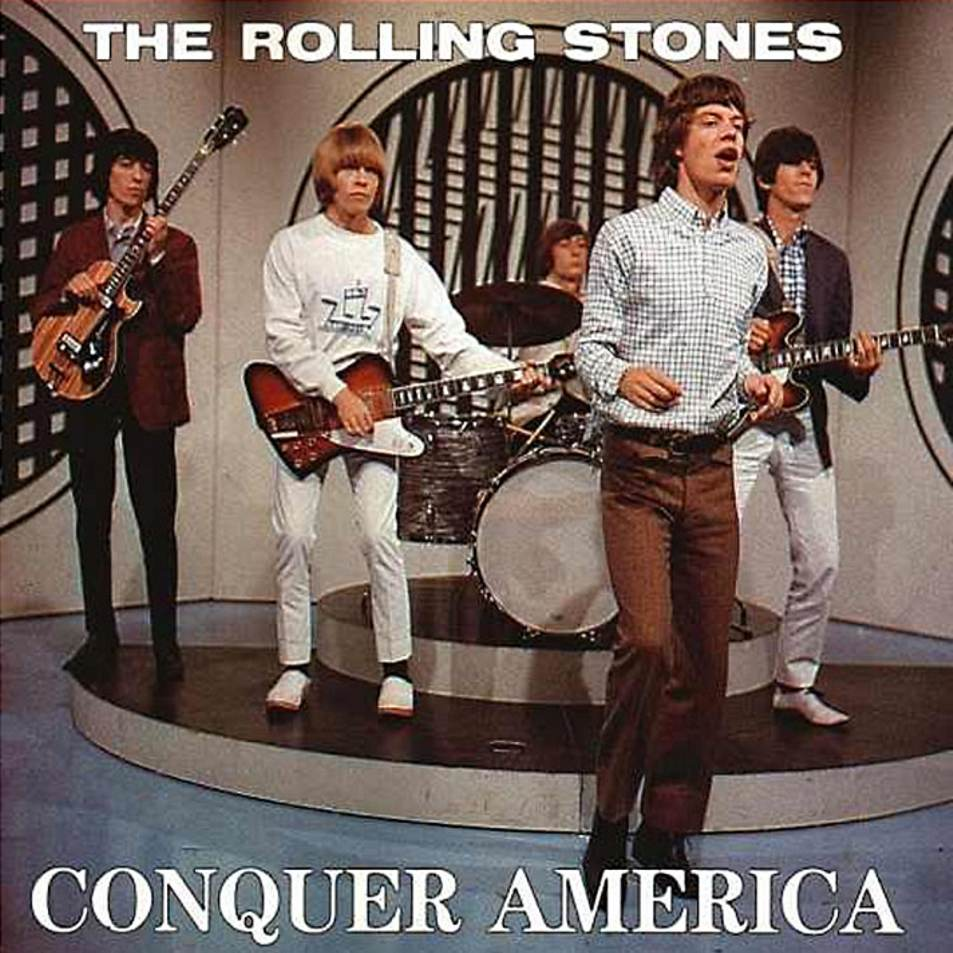 Bootleg Rambler The Rolling Stones Conquer America