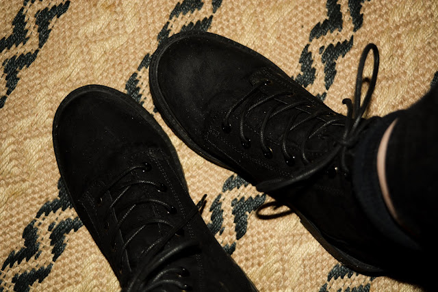 The Perfect Black Boots