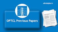 OPTCL Previous Papers