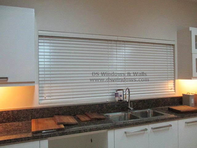 Wooden Blinds installed at Lucban Quezon, Philippines