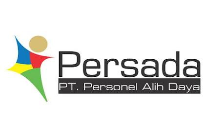 Lowongan Kerja PT. Personel Alih Daya (Persada) Pekanbaru Desember 2018
