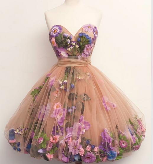 Декорирование платья своими руками