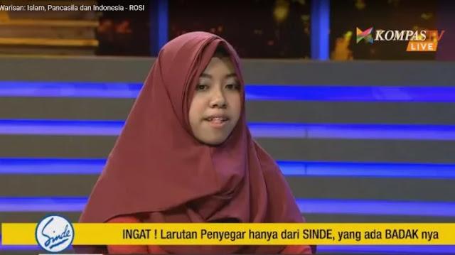 Afi Nihaya Faradisa: Saya Cuma Ajak Berpikir, Kenapa Saya Di-bully?