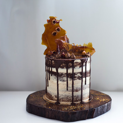 É um bolo? É uma obra de arte? Não, é a Migalha Doce