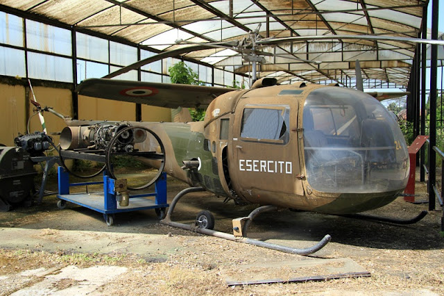 Museu histórico de veículos militares