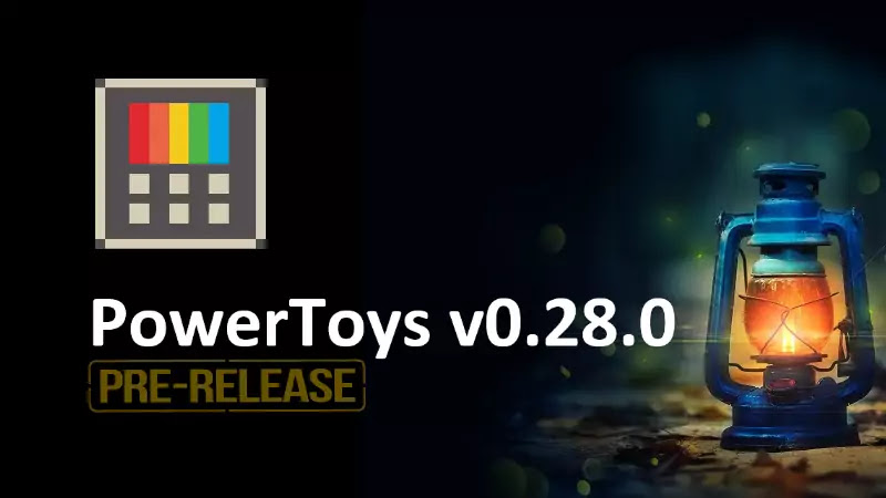 PowerToys version 0.28 (pre-release) adds Video conference mute utility