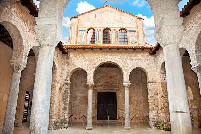 euphrasian-basilica-porec-istria-croatia