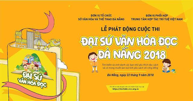 Lễ phát động Cuộc thi Đại sứ Văn hóa đọc Đà Nẵng 2018