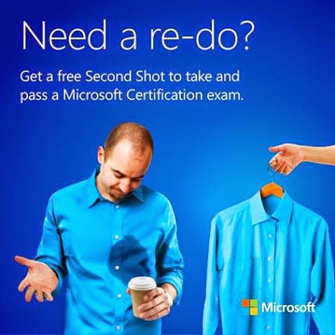 Microsoft Certification Second Shot