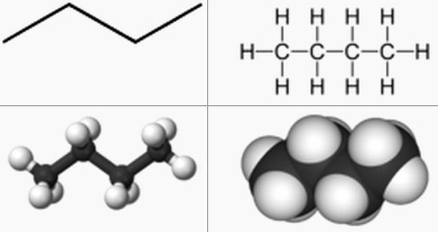 Rumus Kimia Butana