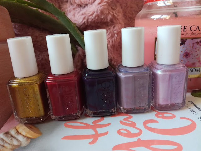Collection Hiver 2019 Essie