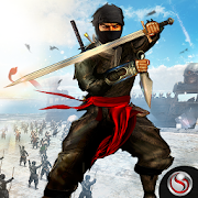 Ninja vs Monster - Warriors Epic Battle Unlimited (Coins - All Unlocked) MOD APK