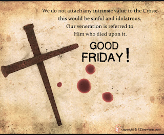 Good Friday 2018 Greeting & Sayings