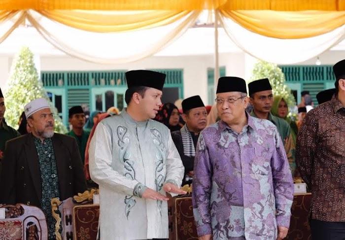 Gubernur Ridho Apresiasi Dukungan Warga Nahdliyin Atas Pembangunan Lampung