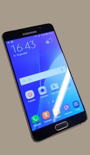 Samsung mobile phone - Galaxy A5 2016