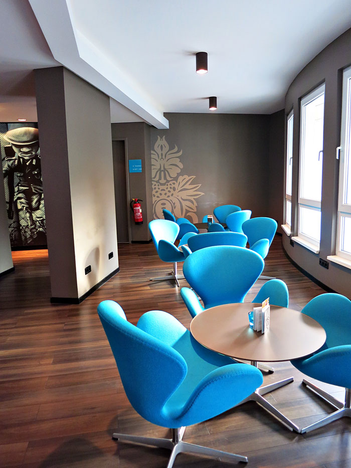 Berlin :: Hotel Tipp Motel One Berlin Mitte