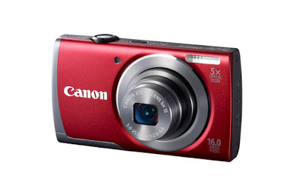 Canon PowerShot A3500 IS Driver Download Windows, Mac