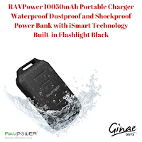 RAVpower 10050mAh Portable Charger