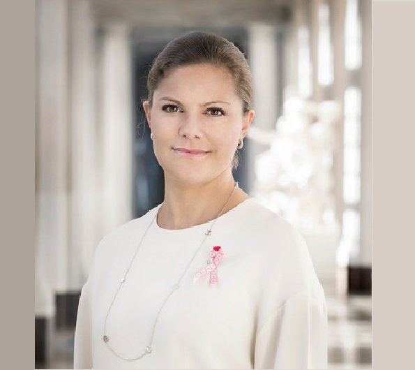 The New Official Photo of Crown Princess Victoria of Sweden