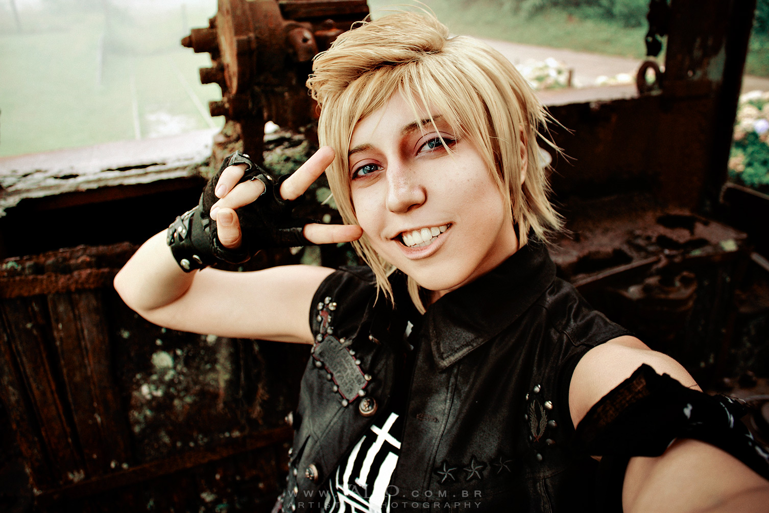 Prompto Argentum | FINAL FANTASY XV Cos Moo-Chan