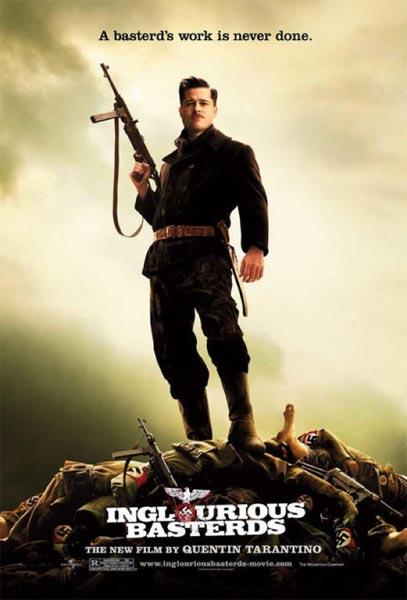 Bastardos sin gloria (HD 720P y español Latino 2009) poster box code