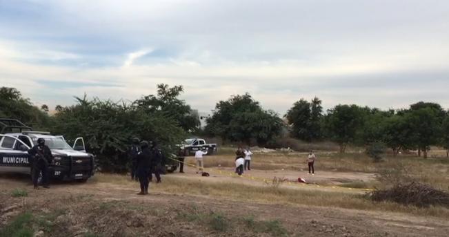 Muertos y adentro de un hoyo los encuentran en Culiacán; Se presume que los hicieron cavar su propia tumba