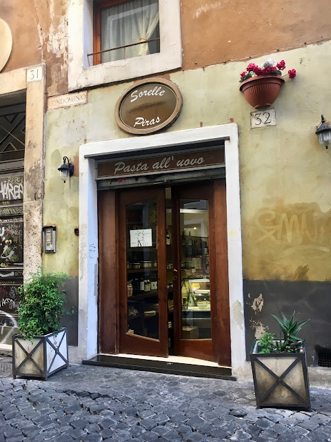 Where to Eat in Trastevere