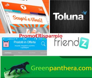 Logo Panel di sondaggi retribuiti e App per guadagnare online