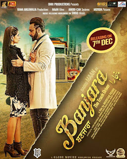 Banjara The Truck Driver 2018 Punjabi 720p WEB-DL – 950MB