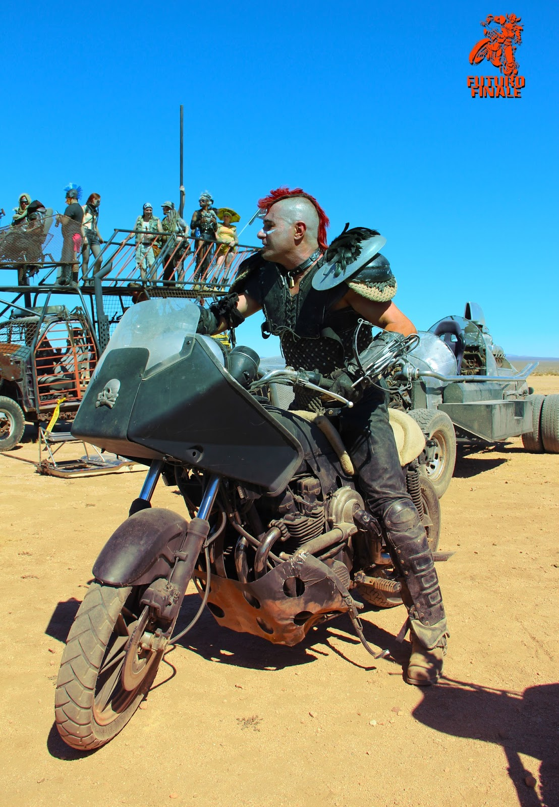 Mad Max 2 2017 >> Futuro Finale 2088AD: Wasteland Weekend 2016