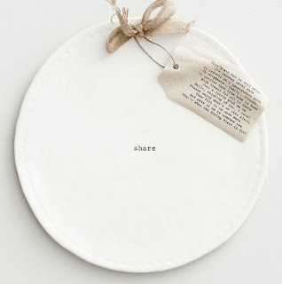 Pass the blessing along with this Thanksgiving hostess gift, a Giving Platter from DaySpring.
