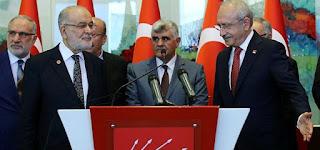 Saadet Partisi'nden CHP'ye şok