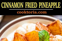 #TOPRECIPES CINNAMON FRIED PINEAPPLE#LOW CARB#