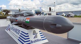 Rudal Supersonik BrahMos