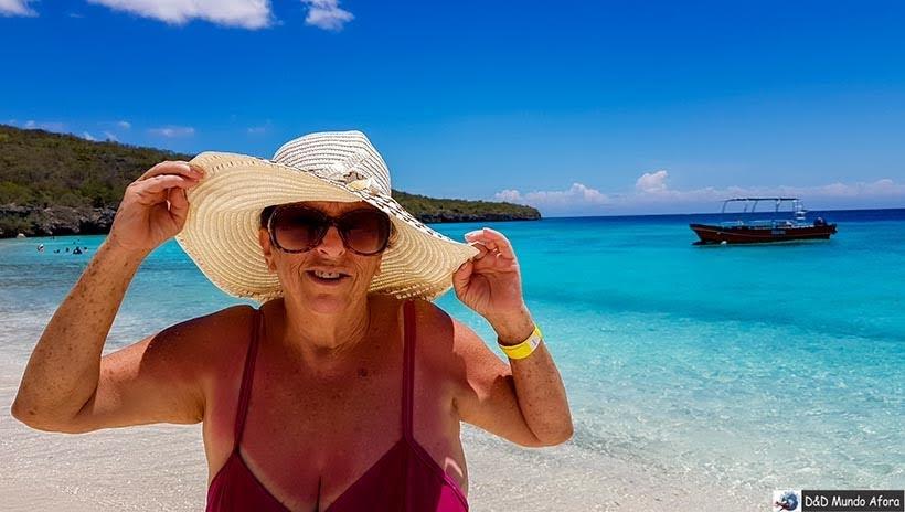 Praia de Curaçao: Cas Abao - Diário de Bordo: cruzeiro pelo Caribe