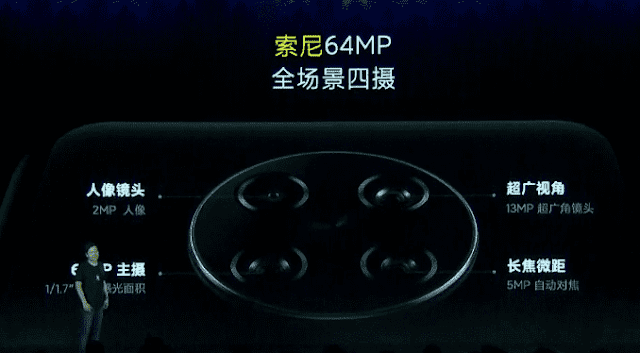 كاميرات موبيل REDMI K30 ULTRA