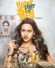 Sinopsis pemain genre Film Happy Phirr Bhag Jayegi (2018)