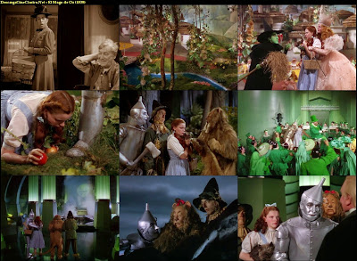 El Mago de Oz (1939) The Wizard of Oz | DESCARGACINECLASICO.NET