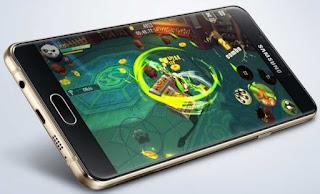 Ponsel untuk Game Samsung Galaxy A9 Pro 2016