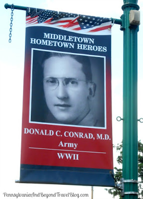 Middletown Hometown Heroes Banner - Pennsylvania