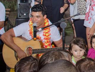 Luau Lúdico Baby realiza sua segunda edição na Praia de São Francisco