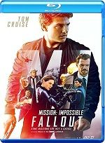 Mission Impossible Fallout 2018 BluRay