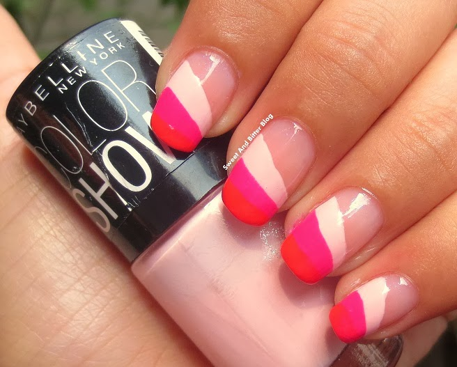 Pastel Pink Nail Polish - Maybelline Constant Candy