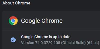 Cara Mengaktifkan Dark Mode di Google Chrome 74 Windows 7/8/10