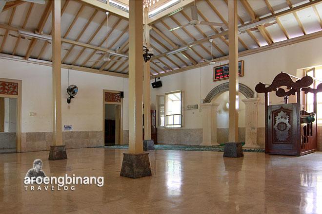 masjid cipto mulyo pengging boyolali