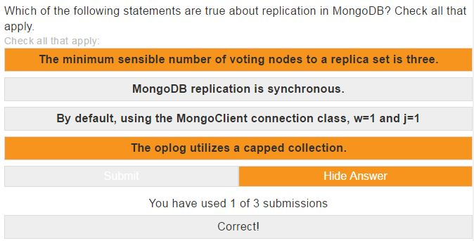 mongodb for node.js developers homework 3.1